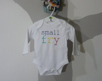 Small Fry Baby Vest/Bodysuit