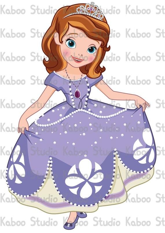 princess sofia free clip art - photo #18