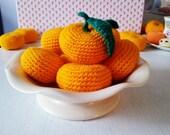 Crochet Clementine (single)