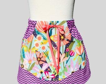 Jocelyn Reversible Child Skirt