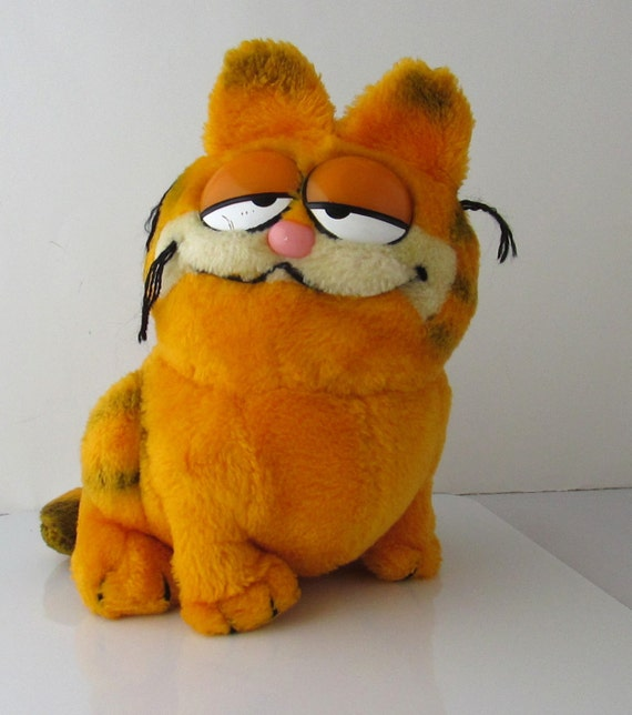 Ginger Cat Plush Toy