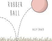 The Red Rubber Ball (mini-comic)