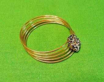 Vintage Bangle Bracelet (Item 1441)