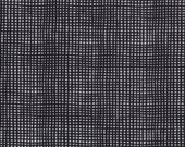 Textured Plaid Fabric from Table for Two by Sandy Gervais for Moda Fabrics 17755 14 Tuxedo - 1/2 Yard