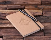 Personalized Custom Journal Notebook (024410)