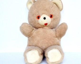 Vintage Teddy Bear Plush