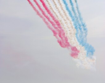 The RAF Red Arrows Display