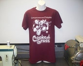 CLEARANCE - Cooked Grass Molly T-Shirt! Folk Jamband Music Hippie Shirts!