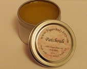 Patchouli Organic Hand and Body Balm 100% Vegan Natural