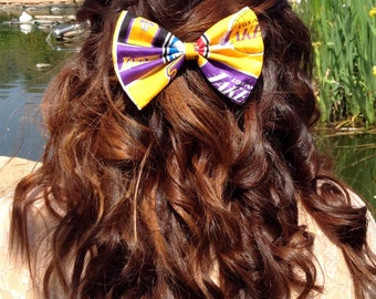 Lakers Bow, Basketball, NBA, Game Day