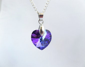 Purple Abyss Necklace
