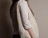 Crochet Cotton Market Bag