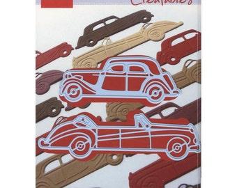 Marianne Designs Creatables Die ~ Classic Cars LR0198  ~