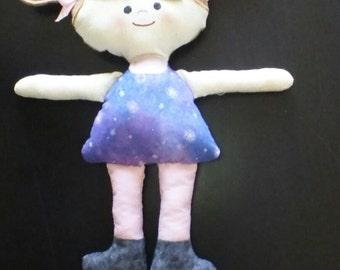 Plush Baby Doll - 12 inch