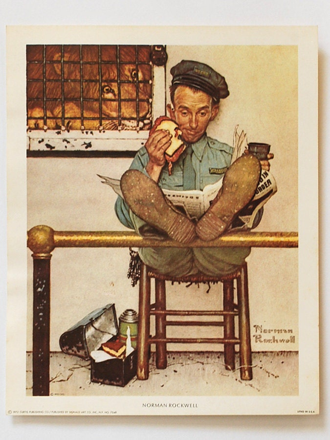 Vintage Norman Rockwell 75