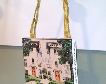 Custom house ornament etsy for First apartment ornament
