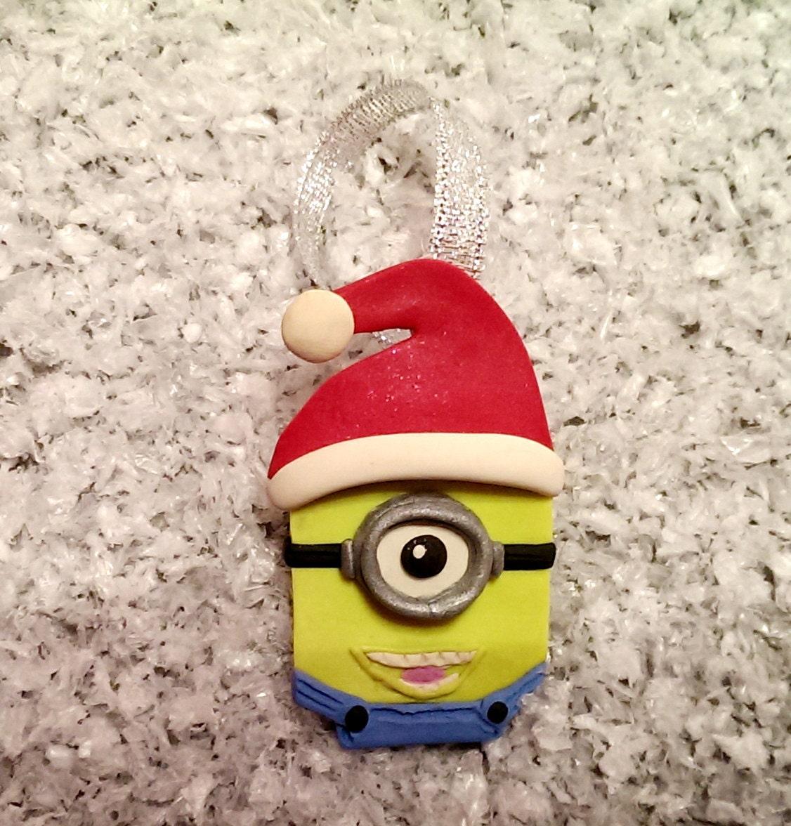 Decorations Despicable Me Minion Christmas Tree Decoration