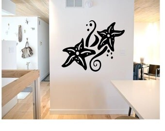 Starfish Wall Decal