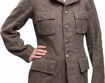 Swedish army coat | Etsy