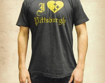 I Heart Pittsburgh Tee