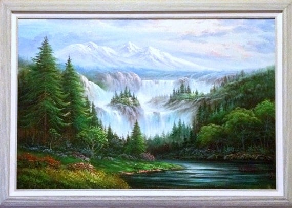 W Chapman Oil Paintings For Sale