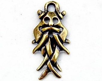 Odin-Amulet in the style of the Viking period - [00 Odin Maske 2]