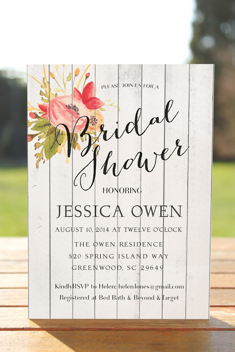This is a picture of Genius Bridal Shower Invitations Free Printable