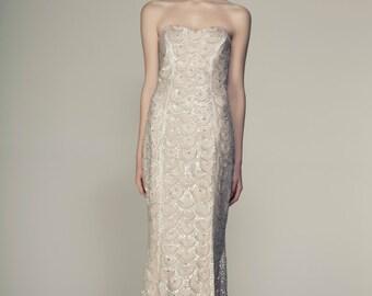 Fully Embellished Wedding Dress