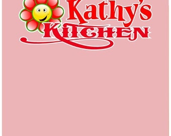 Personalized Kttchen name decal