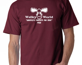Walley World T-Shirt From the Movie National Lampoon's Vacation