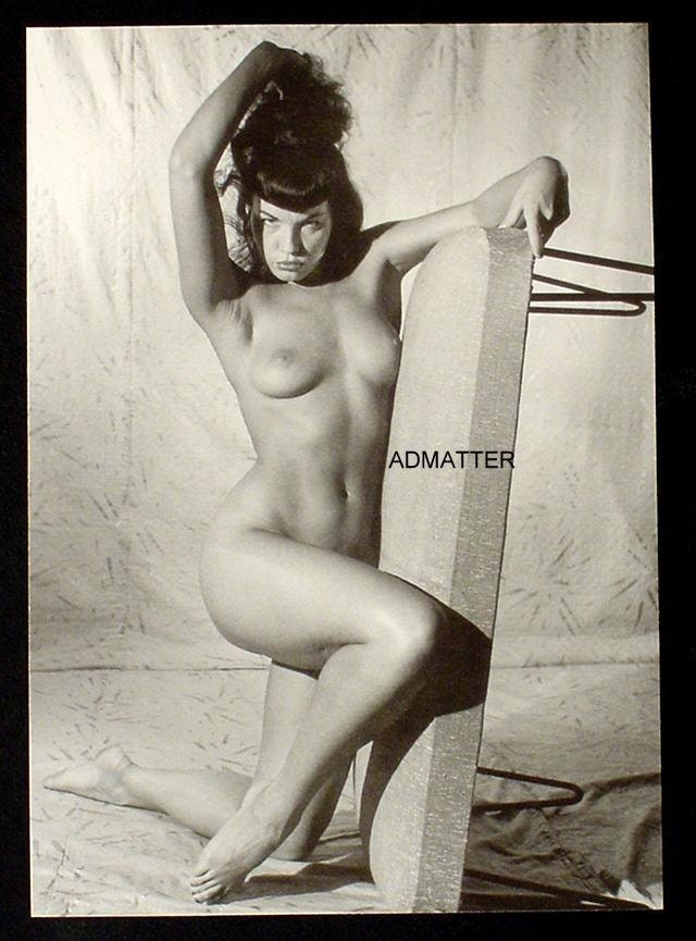 Nude Bettie Page 102