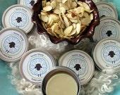 Lotion Bar - Sweet Almond - Lanolin Lotion - Hand Lotion - Solid Lotion - Natural Lotion - Natural Beauty - Massage Bar - Body Balm - Gift