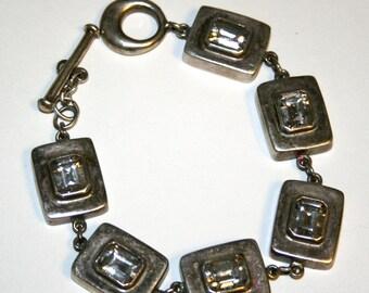 Sterling Silver, Bracelet