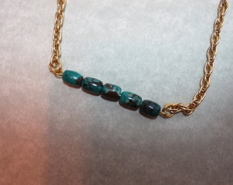 Modern Simplicity: Turquoise