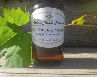 Aromic Blends Premium Body & Massage Oils