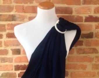 Navy Blue Water Sling