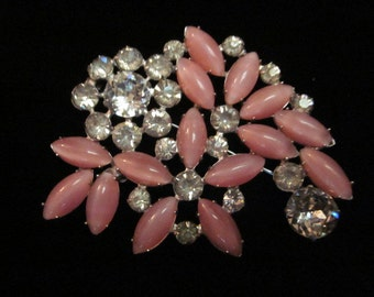 Royal of Pittsburgh 1950's Brooch great for Bridal