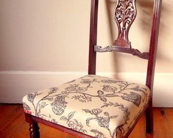 Pomegranate Nursing Chair