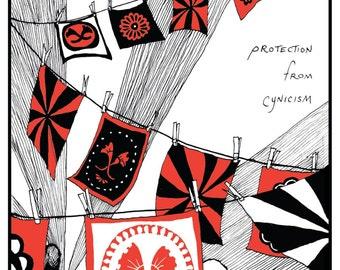 Protection Print -- Cynicism