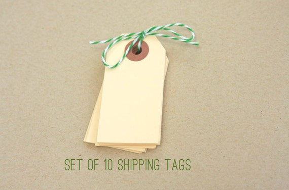 Blank Manila Gift Tags . Valentines Day . 10 Mini Tiny Small Cute Shipping Hang Tag . Journaling Spots . Altered Art Packaging