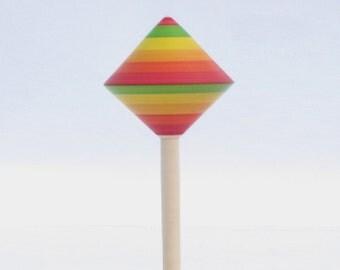 Square top in gummi colors