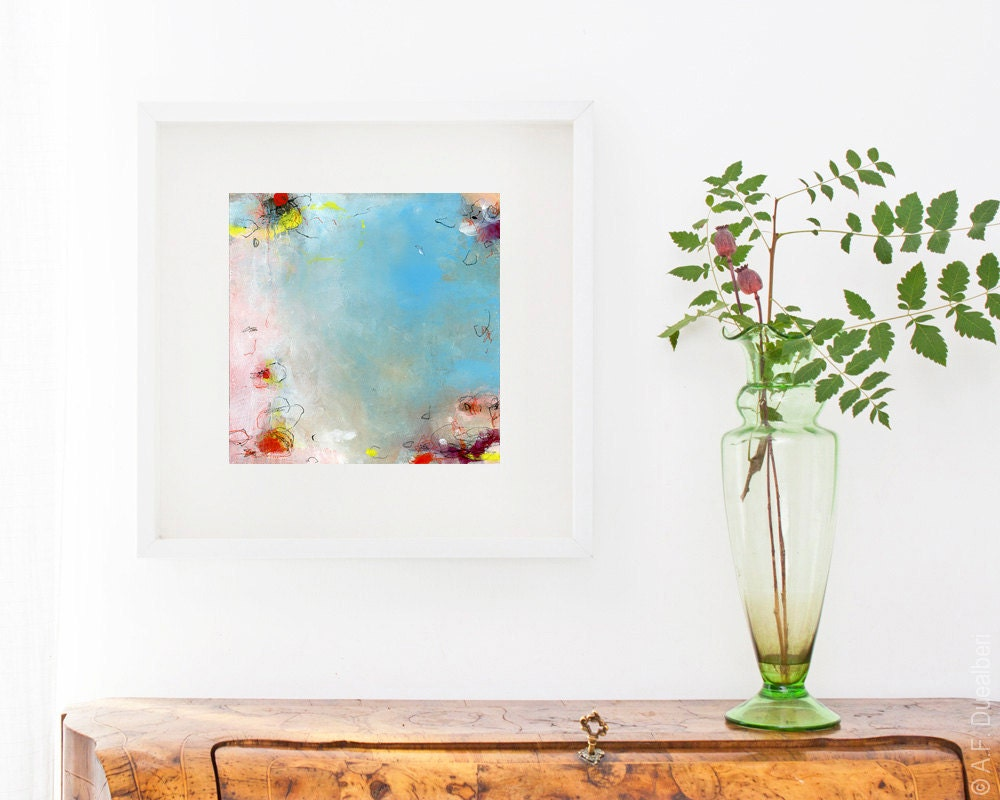 Small painting wall decor ideas canvas art original painting for Small wall art
