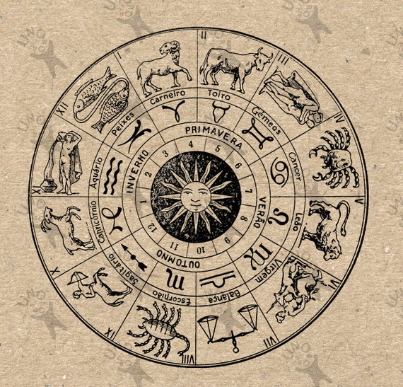 Vintage astrology knew had