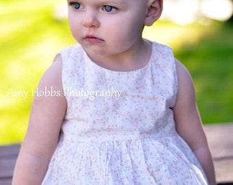 Baby Halo Headband, Pearls Baby Headband, Tan Baby Headband, Newborn Headband, Infant Headbands, Baby Headband, Toddler Headband