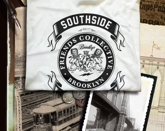 SouthSide (Williamsburgh) Brooklyn N.Y.  T-shirt