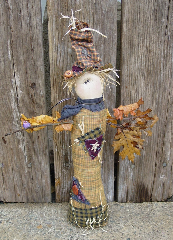 """Pattern: Earl J - 17"""" Scarecrow"""