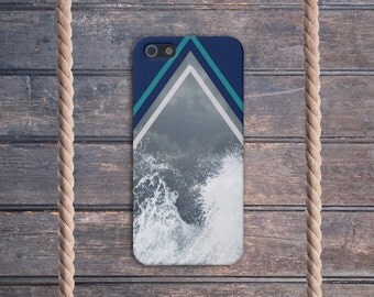 Rough Seas x Sailing x Waves Case for iPhone 6 6 Plus iPhone 7  Samsung Galaxy s8 edge s6 and Note 5  S8 Plus Phone Case, Google Pixel