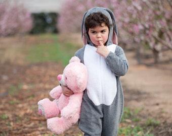 Kids Bunny Costume/ Easter costume/ Easter gift/ Toddler Easter Outfit/ Bunny outfit/ Easter Bunny Toddler/ Easter Bunny/ Bunny Suit