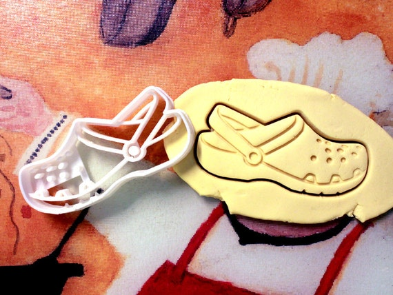 Crocs Shoes Cookie Cutter