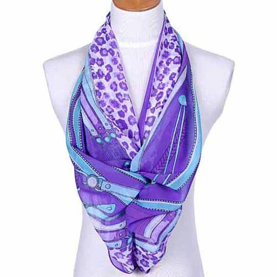 Find great deals on eBay for women purple scarf. Shop with confidence.
